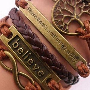 Jewelry - Tree For Life Adjustable Bracelet